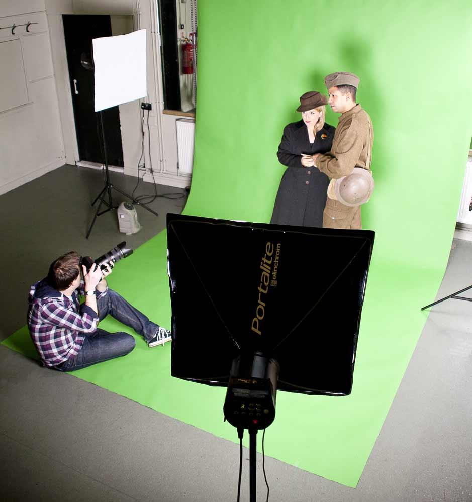 A picture of the Barn Theatre Photo Studio