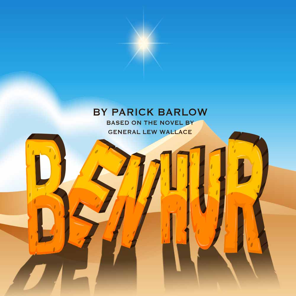 Ben Hur by Patrick Barlow