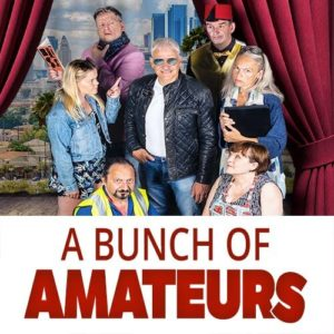 A Bunch of Amateurs by Ian Hislop & Nick Newman