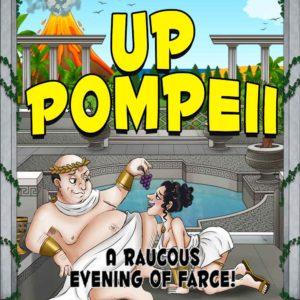 Up Pompeii - By Miles Tredinnick