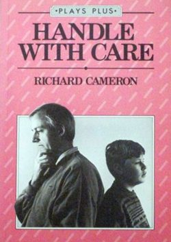 Handle with Care by Richard Cameron-Cover