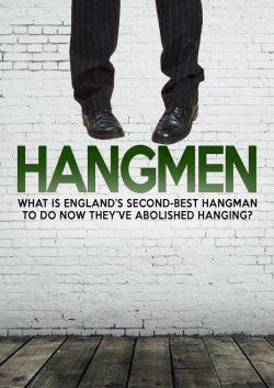 Hangmen by Martin McDonagh Poster