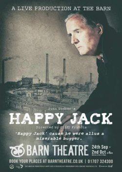 Happy Jack by John Godber Poster Graphic