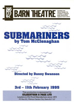 Submariners by Tom McClenaghan - Poster