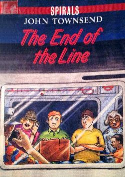 The End of the Line by John Townsend-Poster